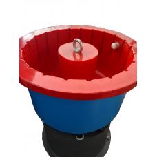 Vibrasyon Çapak Alma Makinası 50  litre