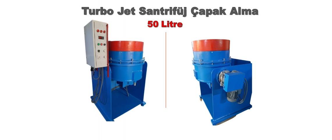 Turbo Jet Santrifüj Makinalar