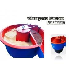Vibrasyonlu Kurutma (Talaşlı Kurutma)Makinası 400 litre