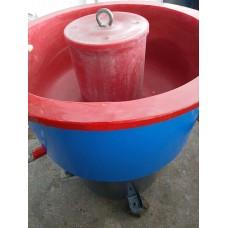 Vibrasyon Çapak Alma Makinası 100 litre
